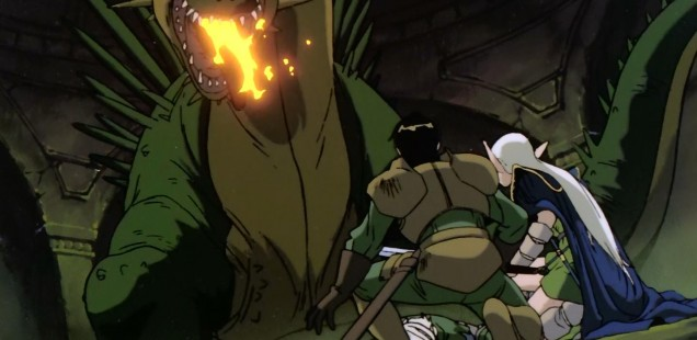 Lectura: Record of Lodoss War